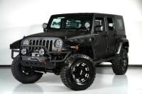 2010 Jeep Wrangler Unlimited Sport 4WD Dallas Texas  Starwood Motors