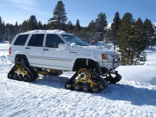 Death Spray Custom  Blog Archive  Custom Jeep snow sled