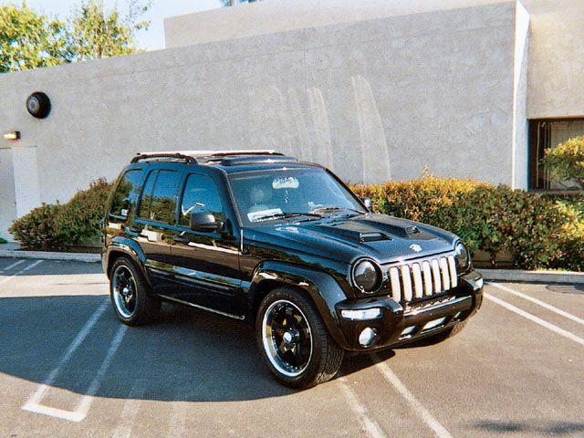 Custom Sport Trucks Readers Rides 2004 Jeep Liberty Photo 4