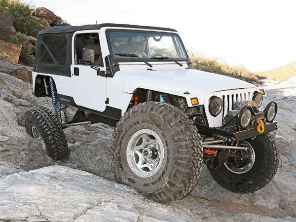 Campbell Enterprises Custom Jeep – Jeep Wrangler TJ – 4 Wheel …