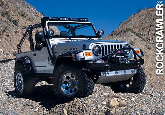 ROCKCRAWLER.com  Jeep Rubicon Turns Heads in quotTomb Raide …