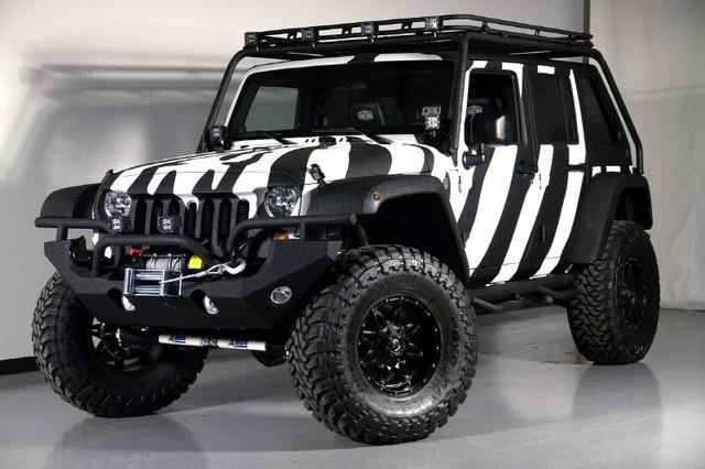 2012 Jeep Wrangler Unlimited Rubicon Denton Texas  Lone Star …