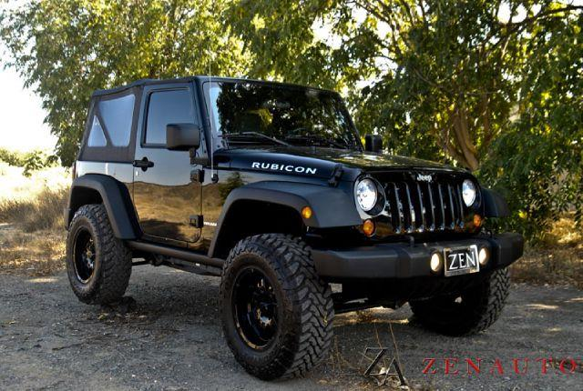 2010 jeep wrangler rubicon custom lifted for sale in sacramento ca. Black Bedroom Furniture Sets. Home Design Ideas
