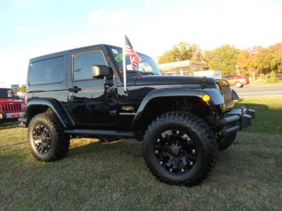 Jeep Wrangler Sahara Lift Virginia  Mitula Cars