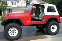 For Sale 1997 Jeep TJ Custom Built Rock Crawler – GRAB A WRENCH