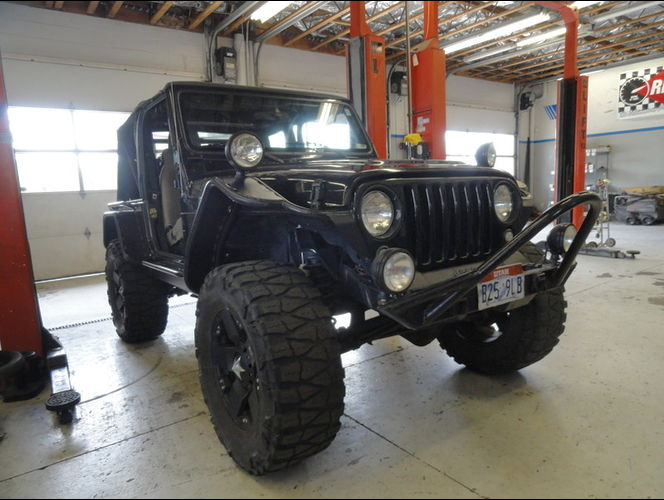 2004 jeep rubicon for sale