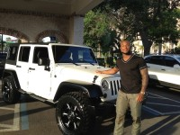 Leonard Johnson Custom Jeep