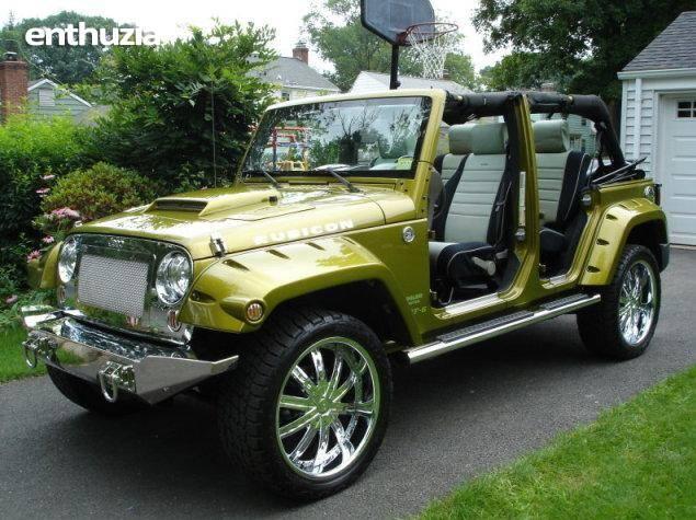 Photos 2007 Jeep Wrangler JK Rubicon SRT-6 For Sale  got 4 x 4
