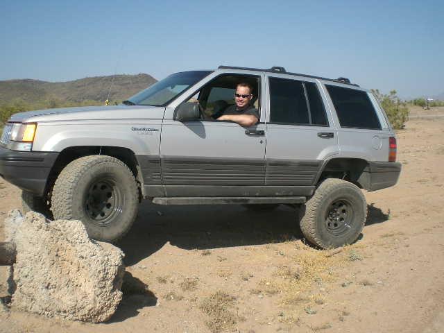 Custom Jeeps  got 4 x 4
