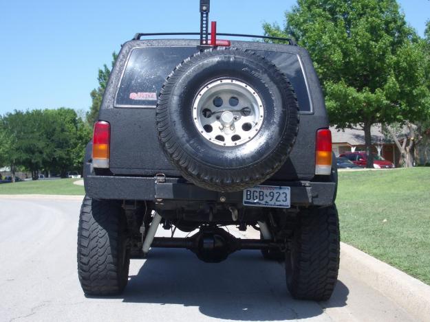 2001 Jeep Cherokee XJ lifted – Cars – ford custom box