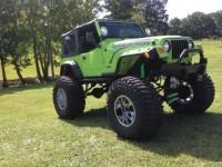 Custom Jeep Wrangler  Mitula Cars