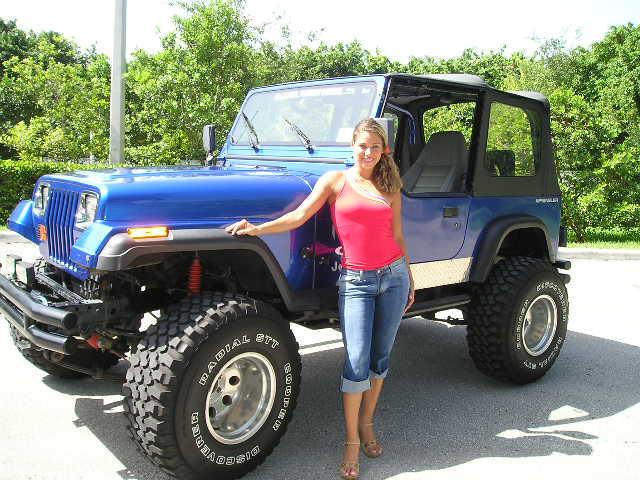 Show 'em to me Jeep girls – TexasBowhunter.com Community …