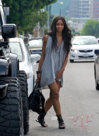 JEEP Girl  The Young Black and Fabulous