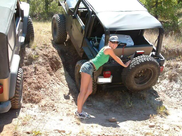 Jeep Girls  take II  – Page 206 – JeepForum.
