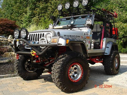 jeep rubicon fuse box jeep wrangler rubicon flickr – photo sharing pimped red jeep rubicon #1
