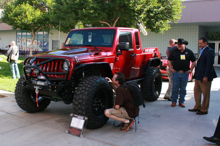 The Jeeps of SEMA – 2012 Jeep Wrangler Long-Term Road Test
