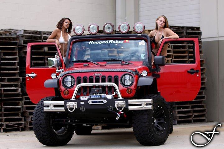 White Jeep For Chicks – Jeep Wrangler Forum