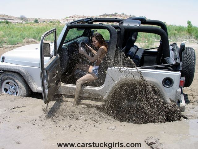 Offroad Videos Mud Jeeps Mud Girls