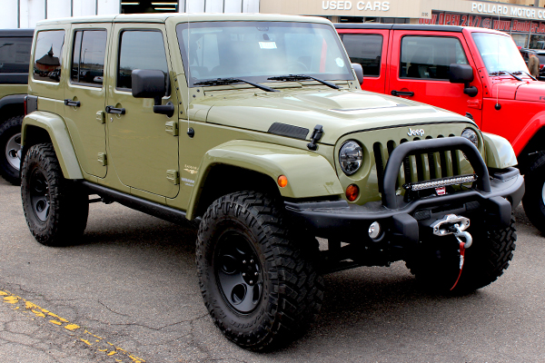 Trail Jeeps – Off-road modifications for JK Wranglers located in …