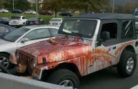 Jeep Wrangler  Haunted Hot Wheels 15 Spooky Halloween Cars  Complex