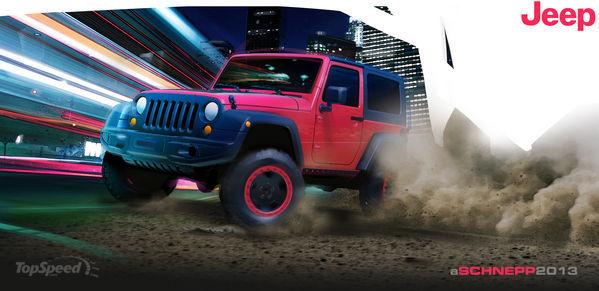 2013 Jeep Wrangler Slim  car review  Top Speed