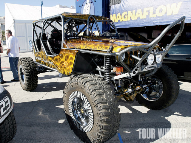 I want to see Jeeps that look like they could survive a zombie …