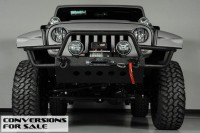 2014 Lifted Jeep Wrangler Unlimited Fastback Custom Leather Dalla