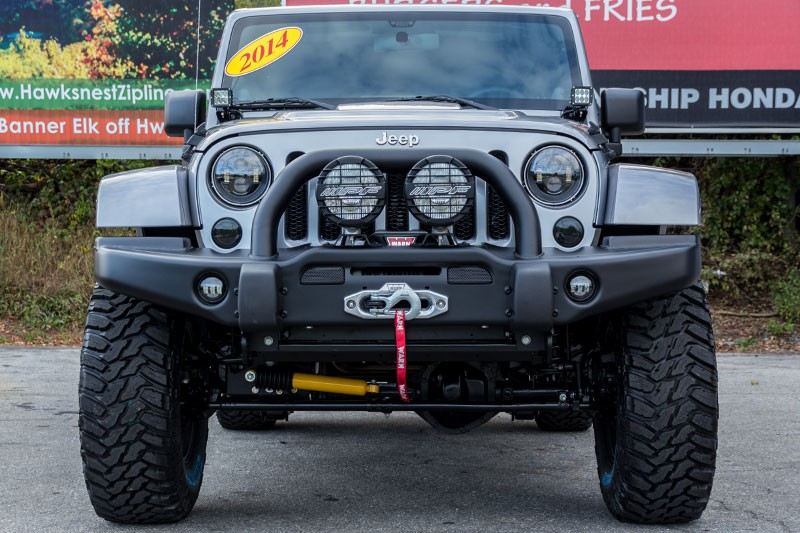 Jeep Wrangler Rubicon Unlimited for Sale in Billet