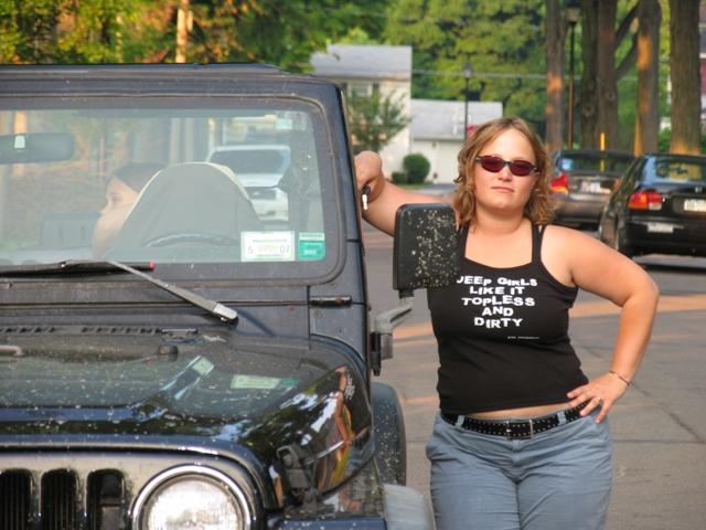 Jeep Girls Board by Jinks 137  got 4 x 4