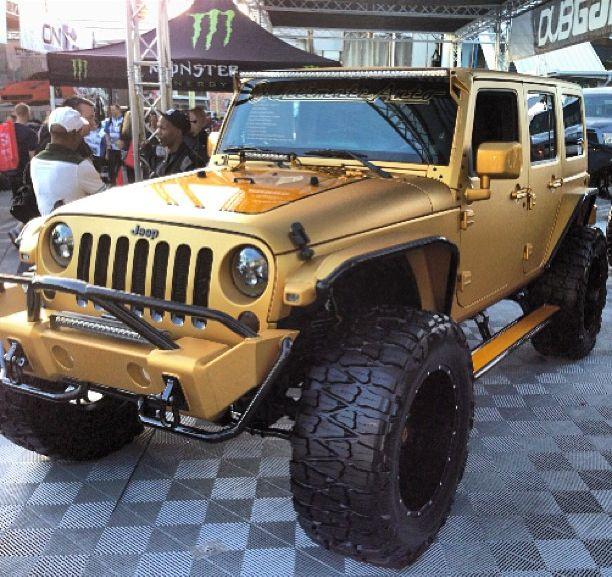 12 SEMA Jeep. Las Vegas lifted jeep wrangler …  Awesome Jeeps