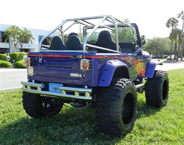 1989 Used Jeep Wrangler Full Custom YJ at Veloce Motorcar Int'l …