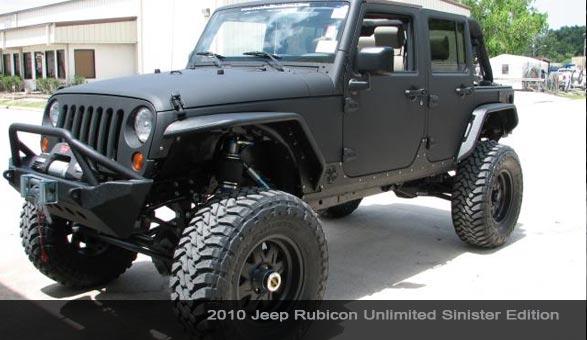 Custom Jeeps Board by tom999  got 4 x 4
