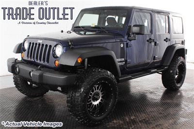 Dealers Trade Outlet – Area's largest selection of custom Jeep …