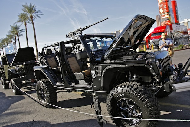 Xtreme Outfitters Jeep Wrangler Unlimited Call of Duty Black Ops …