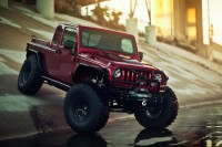 VWerks Red Jacket Jeep Wrangler  HiConsumption