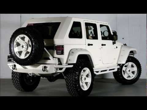 2014 Jeep Wrangler Flattop Concept for 47th Annual MOAB Easter …