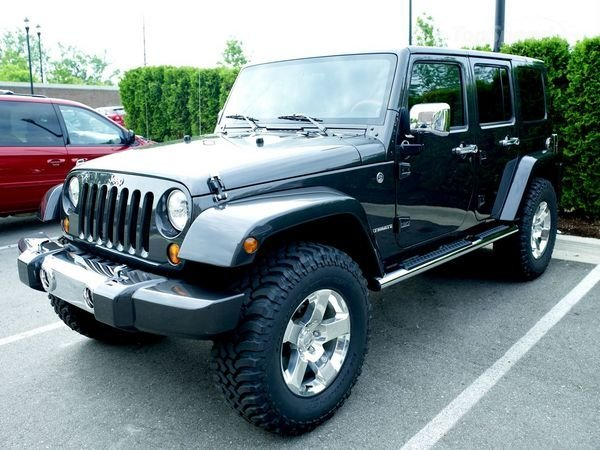 2008 Jeep Wrangler Ultimate  car review  Top Speed