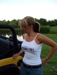 Filthy Dirty Jeep Girl – JeepForum.com Gallery