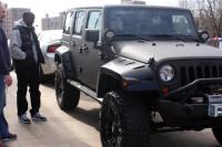 Custom Rhino Jeep Wrangler by Eastchester Customs