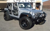 Andre Agassi's Custom Jeep Unlimited Rubicon With Hemi V8 Photo …