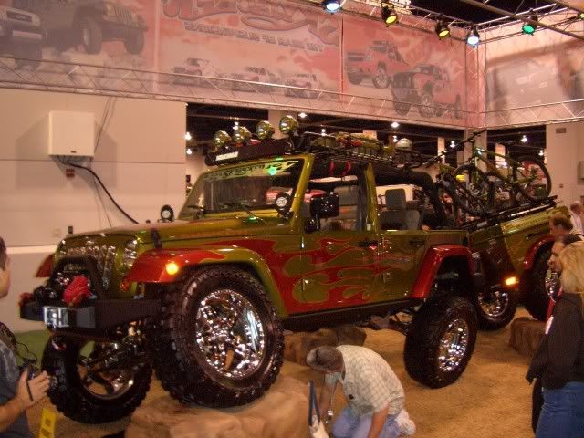 Custom Paint as a Selling Point – JeepForum.