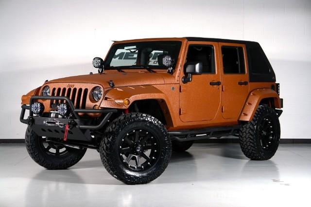Custom Jeeps  Starwood Motors