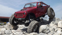 For Sale Hauk Designs Custom Supercharged Jeep Wrangler – GRAB A …