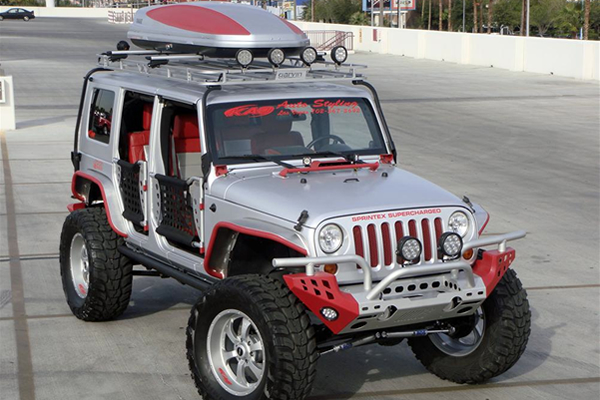 Best of Barrett-Jackson Jeep – GRAB A WRENCH