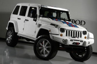 For Sale Jeep Wrangler Unlimited Martini Hemi Edition – GRAB A WRENCH