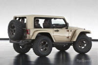 2013 Jeep Wrangler Flattop  car review  Top Speed