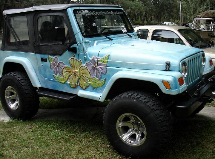 2001 Jeep Wrangler in Panama City FL Donalson Point used Other …
