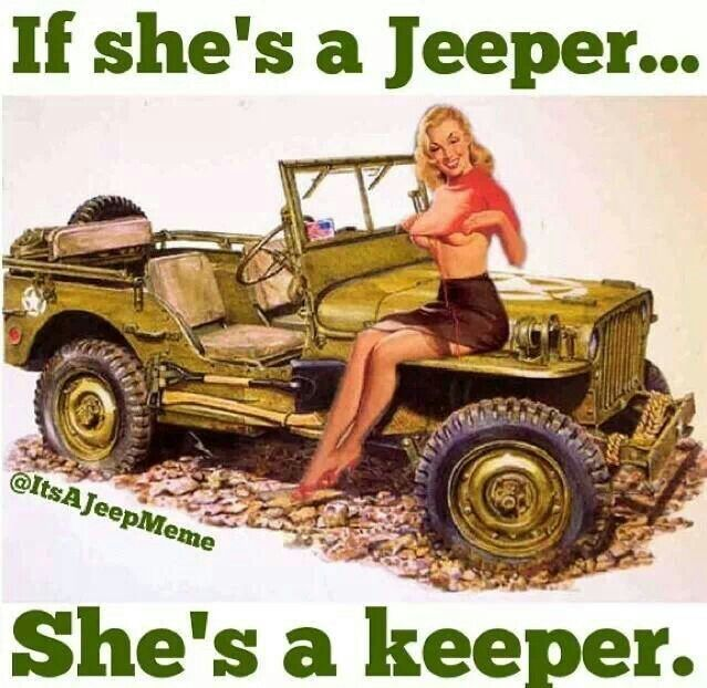 Jeep girls rock  Cherokee Jeep  Pinterest
