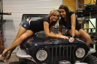 jeep girls  Flickr – Photo Sharing