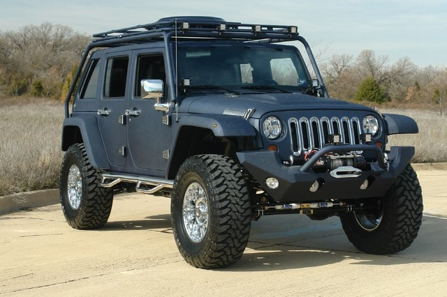Jeep Wrangler Unlimited Custom Image Car Wallpapers For Your Choice